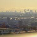 アピタ高蔵寺店屋上から見た景色 - 8:名古屋方面