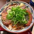 Photos: 丸亀製麺:ラフテーうどん - 2