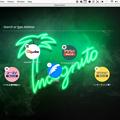 写真: Opera Neonのプライベートウィンドウ…ならぬ「Incognito(匿名)」ウィンドウの左下に忍者!? - 1