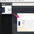 Opera Neon:スクリーンショット撮影機能 - 9(Twitterツイート入力欄にドラッグ)