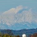 写真: 落合公園 水の塔から見えた御嶽山 - 6