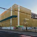 写真: 新しい建物の建設が始まってた、ヤマダ電機テックランド春日井店(2017年1月26日)- 5