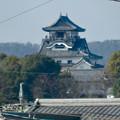 Photos: 犬山駅から見た犬山城 - 3