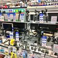 写真: ビックカメラ名古屋駅西店のスタビライザーコーナー