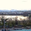写真: 市営下原住宅から見た景色 - 1:大池方面