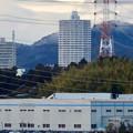Photos: 市営下原住宅から見たスカイステージ33 - 5