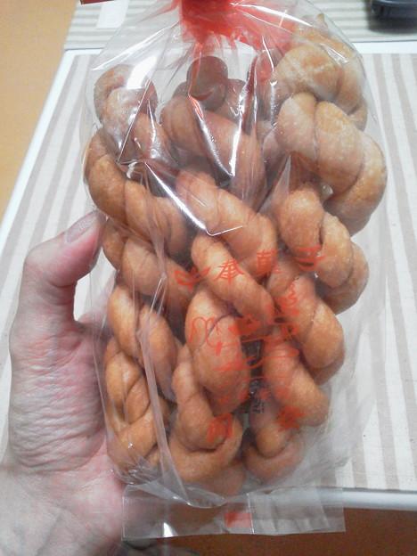 かったい揚げ中華菓子の麻花... ...