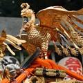Photos: 大鳥(鳳凰)と 小鳥