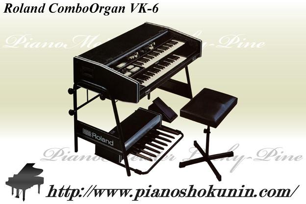 Roland ComboOrgan VK-6