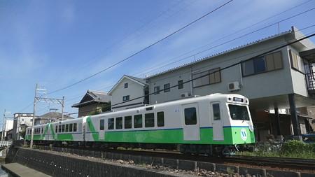 四日市あすなろう鉄道 新260系ニューカラー車両