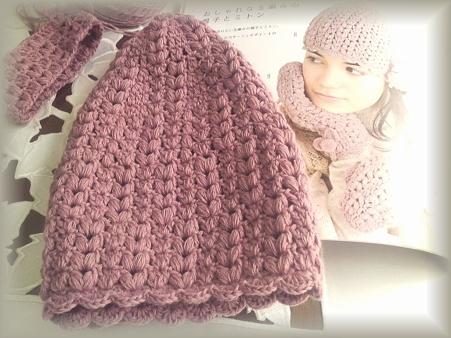 ◆アルパカWのお嬢さま帽子◆