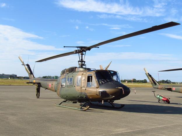 UH-1J 41827号機