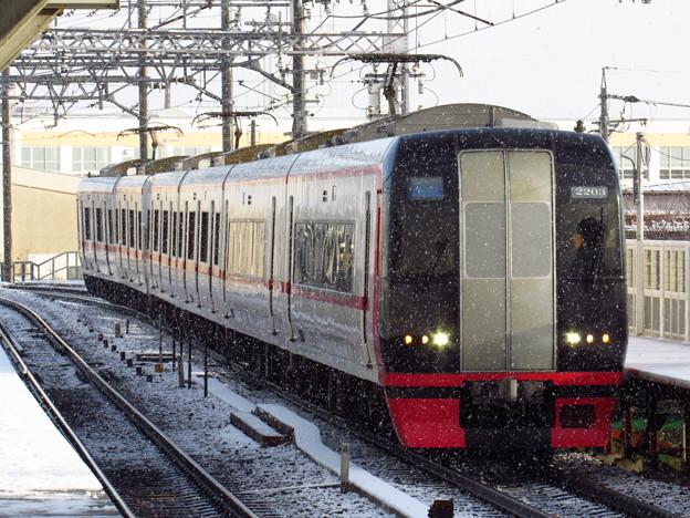 名鉄2203F
