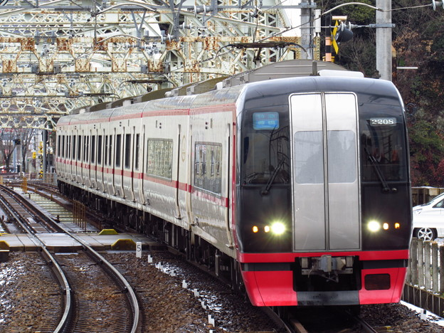 名鉄2208F