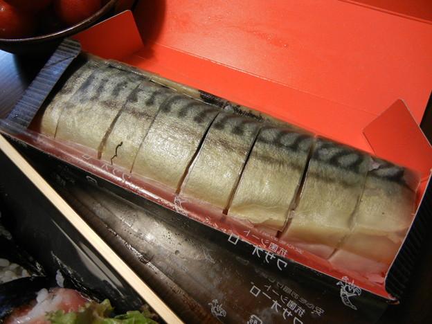 とろ鯖の棒寿司 1,000円プラス税