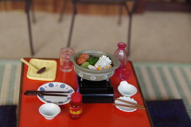 寒い時には キムチ鍋