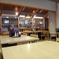 写真: 滝見の湯リニューアル 食堂