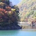 水殿ダム湖IMG_3197