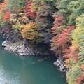 水殿ダム湖3