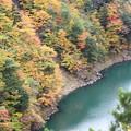 水殿ダム湖34