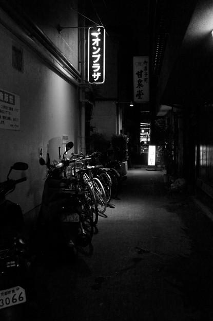 写真: 京の小路1