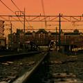 深谷駅.......