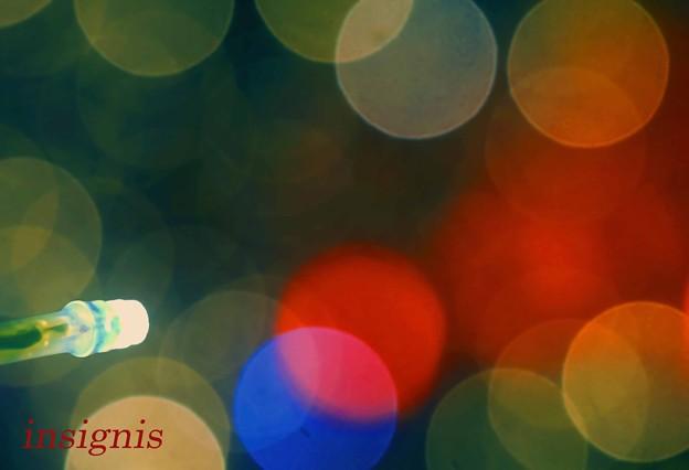 写真: Illumination.......