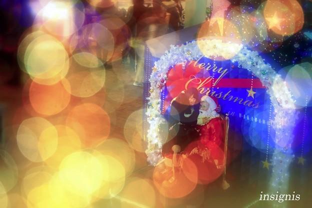写真: 恋人はサンタクロース.......
