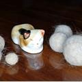 写真: 第109回モノコン 猫玉