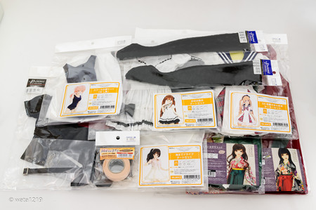 HTドルパ大阪アフターイベント戦利品(1)