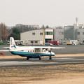 写真: 離陸を待つドルニエ228