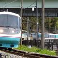 Photos: 小田急ロマンスカー はこね