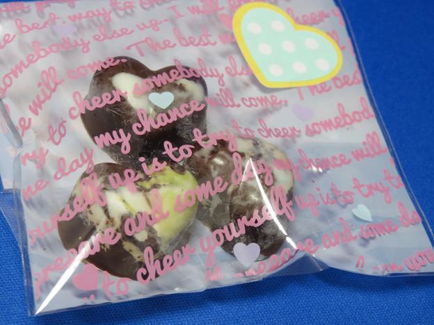 次女作チョコレート