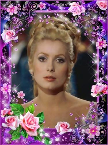 French Fairy Catherine Deneuve(22)