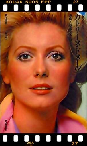 French Fairy Catherine Deneuve(42)