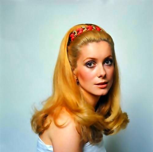 Photos: French Fairy Catherine Deneuve(68)