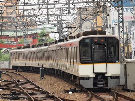 近鉄5820系快速急行 阪神本線尼崎駅