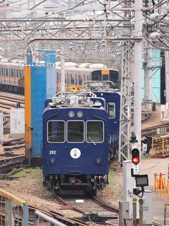 阪神202形 阪神尼崎駅01
