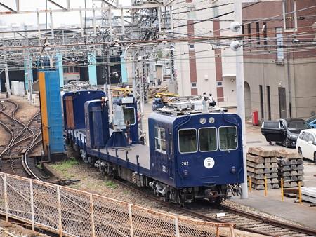 阪神202形 阪神尼崎駅02
