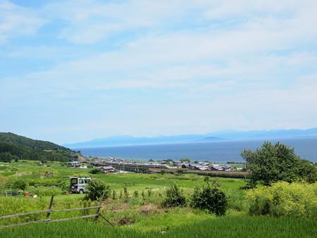 681系特急サンダーバード 湖西線北小松~近江高島