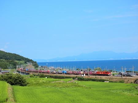 EF510貨物 湖西線北小松~近江高島03