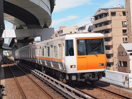 近鉄7000系 中央線朝潮橋駅03