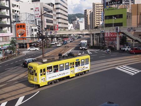 長崎電鉄360形 長崎駅前02