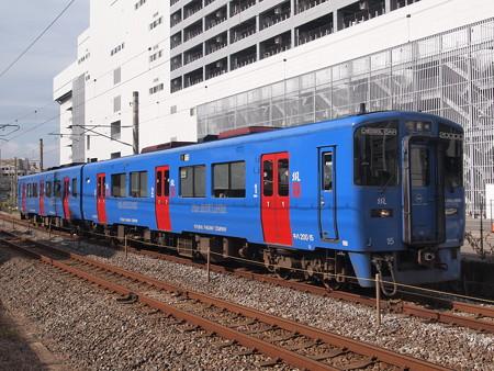 キハ200形 快速シーサイドライナー 長崎本線浦上~長崎