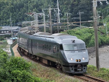 787系特急かもめ  長崎本線多良~肥前大浦02