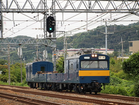 クモル145形   東海道本線島本~山崎01