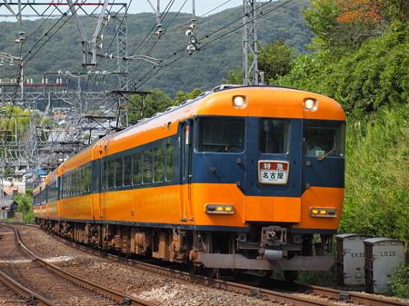 近鉄12200系名阪乙特急 近鉄大阪線関屋~二上02
