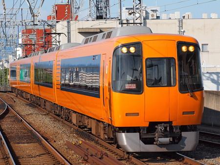 近鉄22000系京橿特急 近鉄京都線大久保駅
