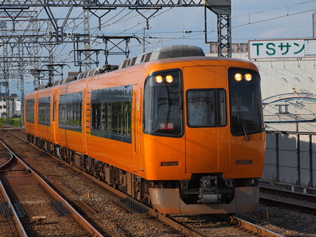 近鉄22000系京奈特急 近鉄京都線大久保駅
