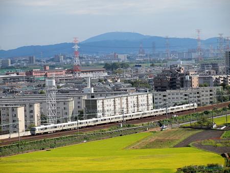 221系普通 東海道本線高槻~島本